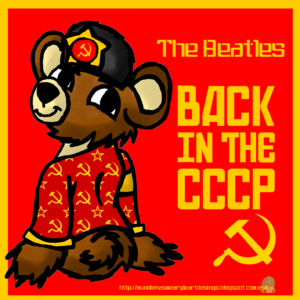 картинка отсюда: http://mundienasmeargleartdesings.blogspot.com/2012/10/the-beatles-back-in-ussr-cd-cover.html